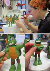 making-turtles