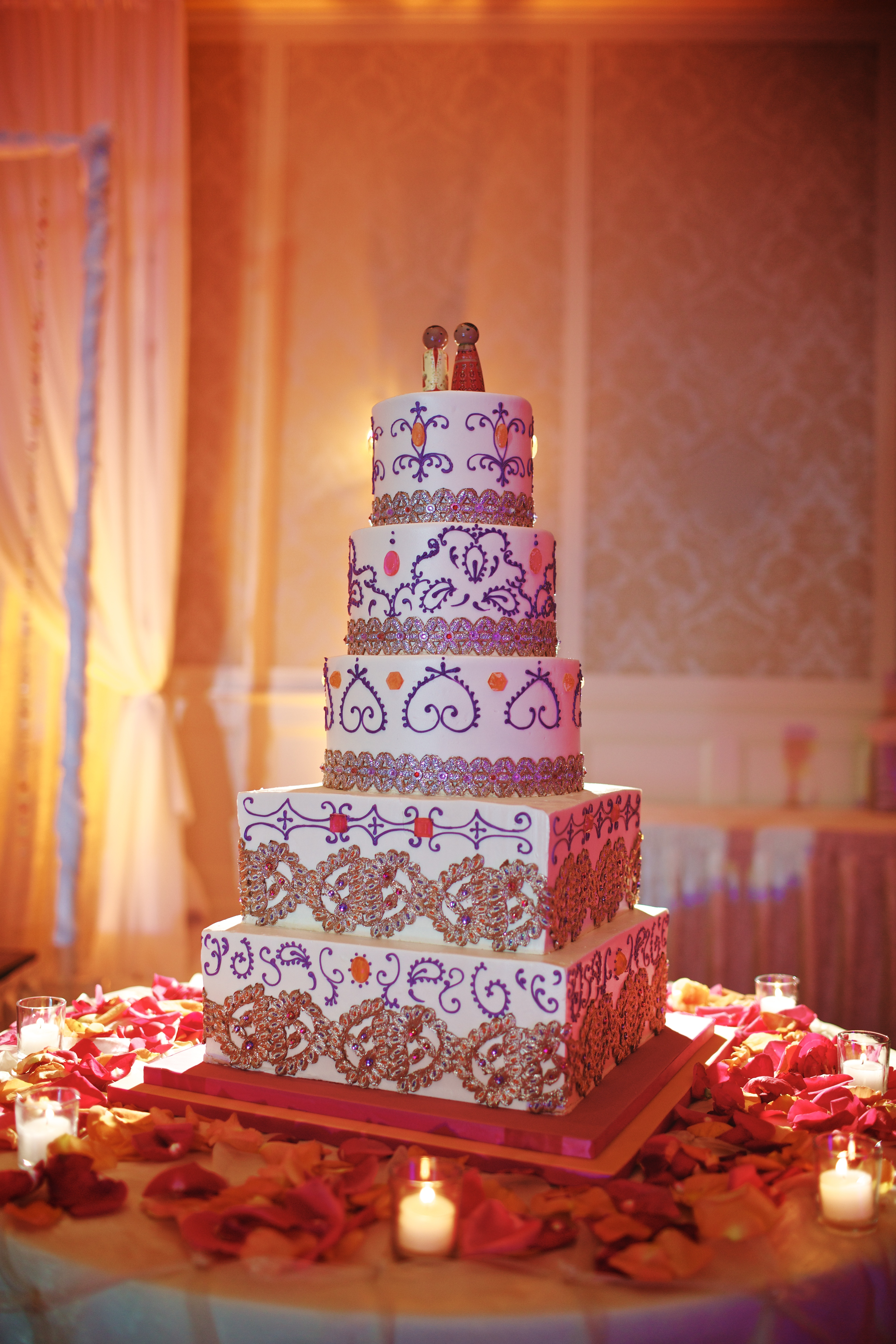 Zingerman's wedding cakes