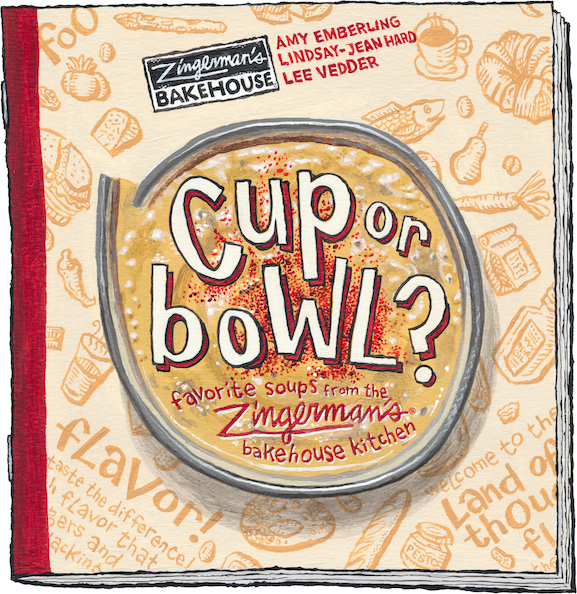 Illustration of cover of Cup or Bowl? book