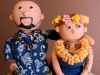 Hawaiian figurines