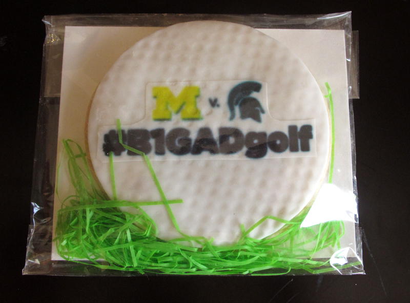Michigan vs. State Golf