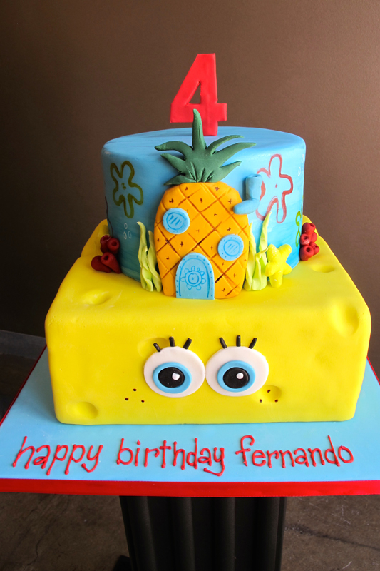 Birthday-Spongebob