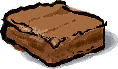 cookies and brownies zingerman s bakehouse cake clipart border cake clipart border