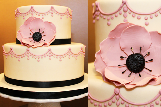 pinkflowerweddingcake Costco bakery cake order forms us and uk addicted to costco